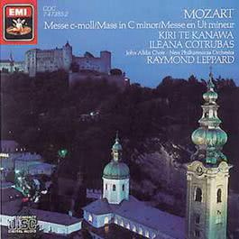 Mozart: Mass In C Minor 1986 Raymond Leppard