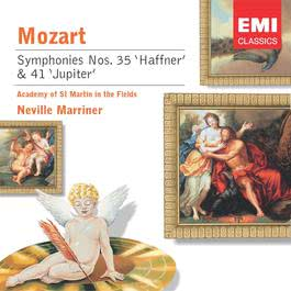 Mozart: Symphony No 41 & 35 2004 Academy Of St. Martin-In-The-Fields