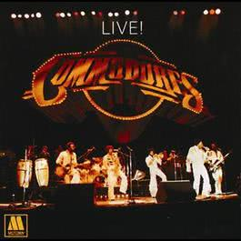 Live 1995 Commodores