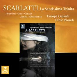 Scarlatti : La Santissima Trinita 2010 Fabio Biondi