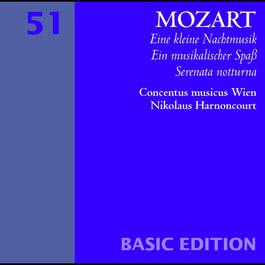 Mozart : Serenade No.6 in D major K239, 'Serenata notturna' : II Menuetto 1985 Nikolaus Harnoncourt