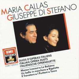 Italian Opera Duets 1988 Maria Callas