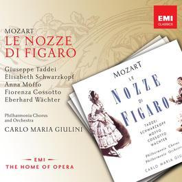 Mozart: Le Nozze di Figaro 2013 Carlo Maria Giulini