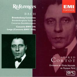 Bach: Brandenburg Concertos 1999 Alfred Cortot