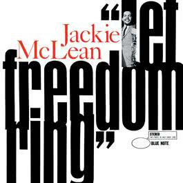 Let Freedom Ring 1988 Jackie McLean