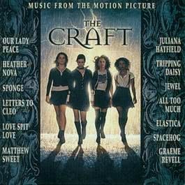 Music From the Motion Picture-Music From the Motion Picture-The Craft 1996 Various Artists