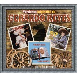 Tesoros De Coleccion/3 Discos Originales De Gerardo Reyes 2011 Gerardo Reyes