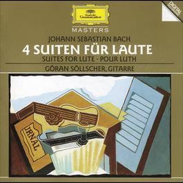 Bach, J.S.: Suites for Lute 1995 Göran Söllscher