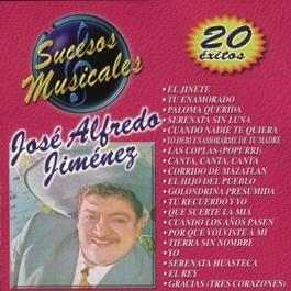 Sucesos Musicales 2010 José Alfredo Jiménez
