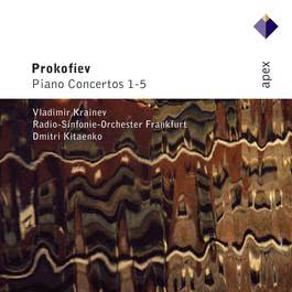 Prokofiev : Piano Concerto No.2 in G minor Op.16 : II Scherzo - Vivace 1995 弗拉基米尔·克莱涅夫; Dmitri Kitayenko; Radio sinfonie orchester Frankfurt