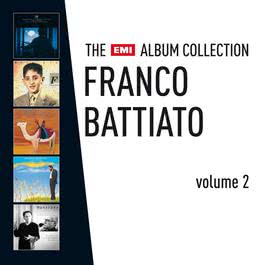 The EMI Album Collection Vol. 2 2011 Franco Battiato