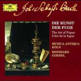 Bach: The Art of Fugue 2000 Reinhard Goebel