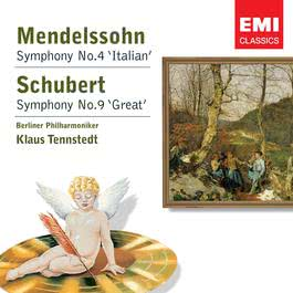 Mendelssohn: Symphony No.4 'Italian' - Schubert: Symphony No.9 'Great' 2008 Klaus Tennstedt