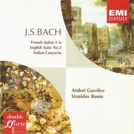 French Suites/English Suite No.3/Italian Concerto 2003 Andrei Gavrilov