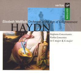 Sinfonia Concertante & Violin Concertos In C & g 2003 Elizabeth Wallfisch