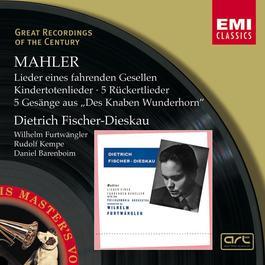 Mahler: Lieder 2001 Dietrich Fischer-Dieskau