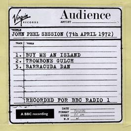 John Peel Session (7Th April 1972) 2010 Audience