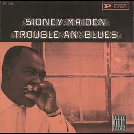 Trouble An' Blues 2008 Sidney Maiden