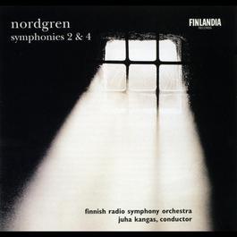 Pehr Henrik Nordgren : Symphonies 2 & 4 2005 Finnish Radio Symphony Orchestra and Kangas, Juha