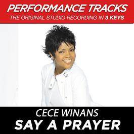 Say A Prayer (Performance Tracks) - EP 2009 CeCe Winans