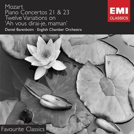 Mozart: Piano Concertos Nos. 21 & 23 2008 Daniel Barenboim