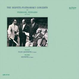 Quintet in F Minor 2011 Jascha Heifetz