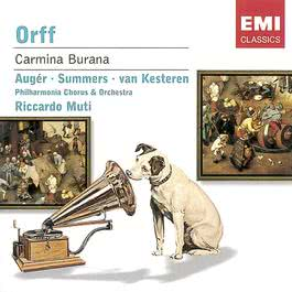 Orff: Carmina burana 2005 Arleen Auger