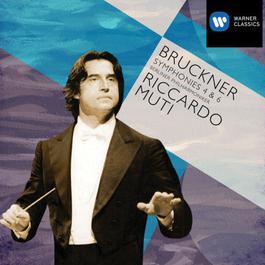 Bruckner: Symphonies 4&6 2011 Riccardo Muti