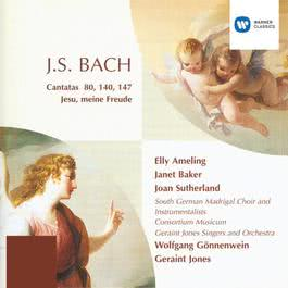 Cantatas - Bach 2005 Elly Ameling