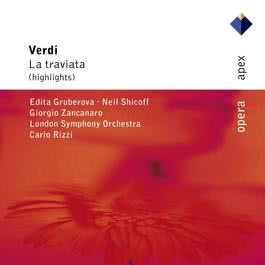 "La traviata : Act 2 ""Di Madride noi siam matadori"" [Gastone, Flora, Dottore, Marchese, Chorus] 1994 Georg Solti; Leah-Marian Jones; Orchestra of the Royal Opera House, Covent Garden; Robin Leggate"