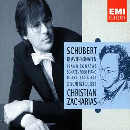 Schubert: Piano Sonatas/Scherzi 2003 Christian Zacharias