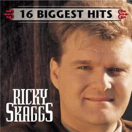 16 Biggest Hits 1980 Ricky Skaggs