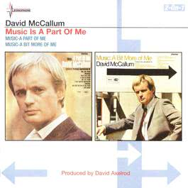 A Part Of Me/A Bit More Of Me 2003 David McCallum