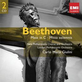 Beethoven: Missa Solemnis [Gemini Series] 2008 Carlo Maria Giulini