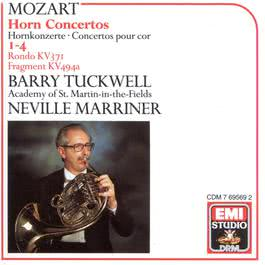 Mozart: Horn Concertos 1-4 2003 Barry Tuckwell; Neville Marriner