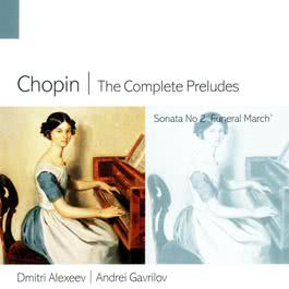 Chopin The Complete Preludes 2008 Dmitri Alexeev