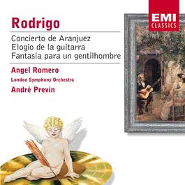 Rodrigo: Guitar Works 2003 Andre Previn