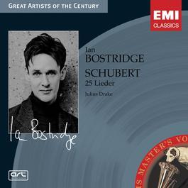 Schubert: 25 Lieder 2005 Ian Bostridge
