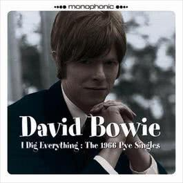I Dig Everything: The 1966 Pye Singles 2017 David Bowie