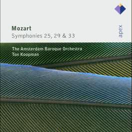 Mozart : Symphony No.29 in A major K201 : III Menuetto - Trio 2004 Ton Koopman