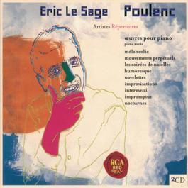 Poulenc - Oeuvres pour piano 2001 Eric Le Sage