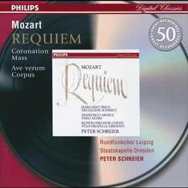 Mozart: Requiem; Coronation Mass; Ave Verum Corpus 2001 Vladimir Ashkenazy; Chamber Orchestra of Europe; Philharmonia Orchestra; Academy Of St. Martin-In-The-Fields