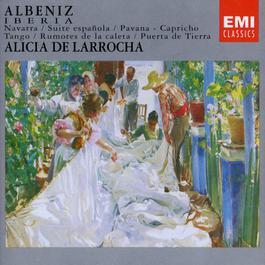Iberia/Navarra/Suite Espanola Etc. 2003 Alicia de Larrocha