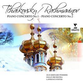 Tchaikovsky/Rachmaninov: Piano Concertos 2005 Jean-Bernard Pommier