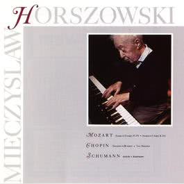Mozart: Sonata In D Major, K.576, Sonata in F Major, K.332 / Chopin: Nocturen In B Minor, Two Mazurkas / Schumann: Arabeske, Kinderszenen 2005 Mieczyslaw Horszowski