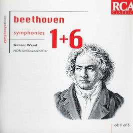 Beethoven Complete Symphonies 1970 Gunter Wand