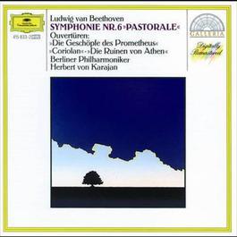 Beethoven: Symphony No.6; Overtures 1987 Herbert Von Karajan