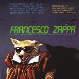 Francesco Zappa 2012 Frank Zappa
