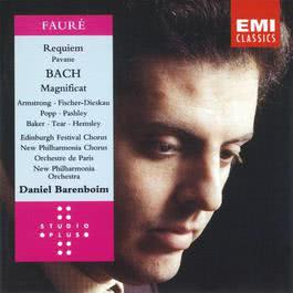 Faure: Requiem - Bach: Magnificat 1992 Daniel Barenboim