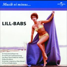 Musik vi minns... 2002 Lill-Babs